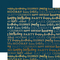 Happy Birthday Foil