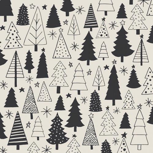 First Noël - Papier Evergreen