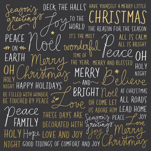 First Noël - Papier Wonderful