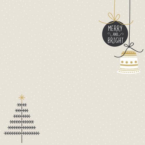 First Noël - Papier Holy Night