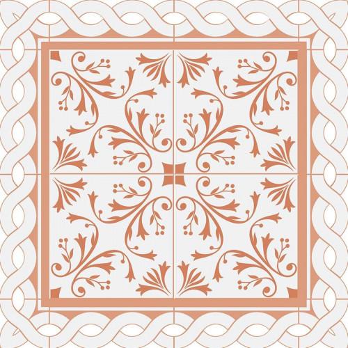 Peachy - Papier spécial Die-cut Ceramic