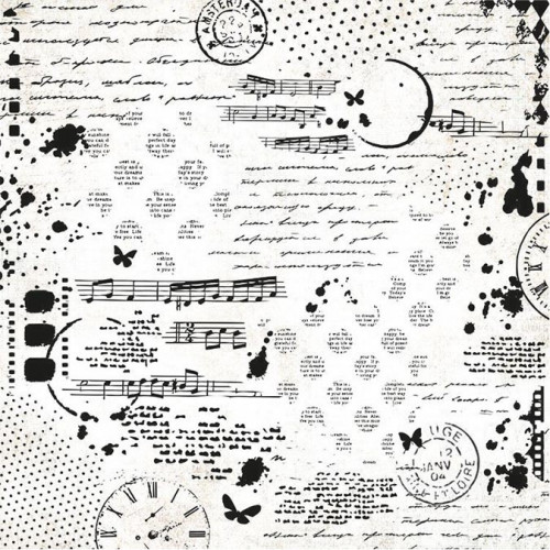Scrap Studio - Papier spécial Gloss