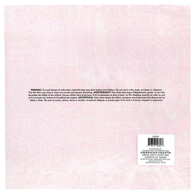 All Heart - Papier spécial Element (accents métallisés)