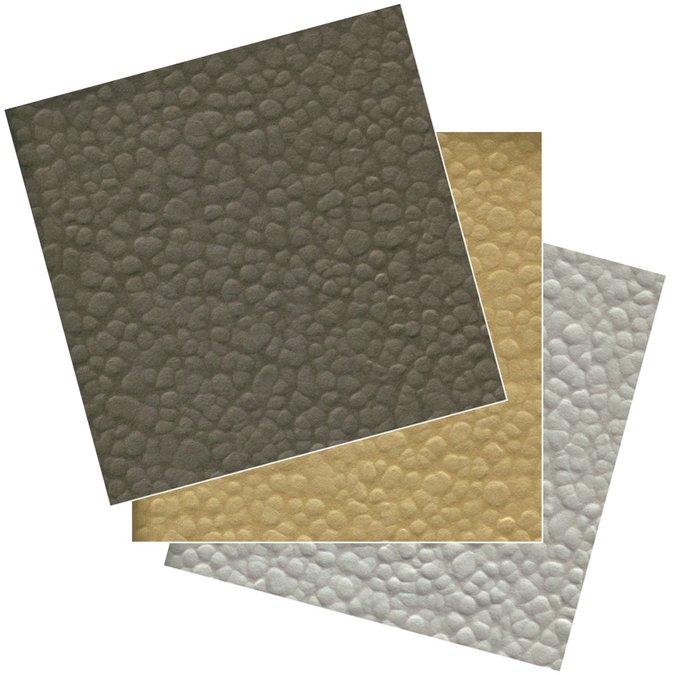 Papier Corvon Métal W - 170 g/m² - 50 x 68 cm - argent