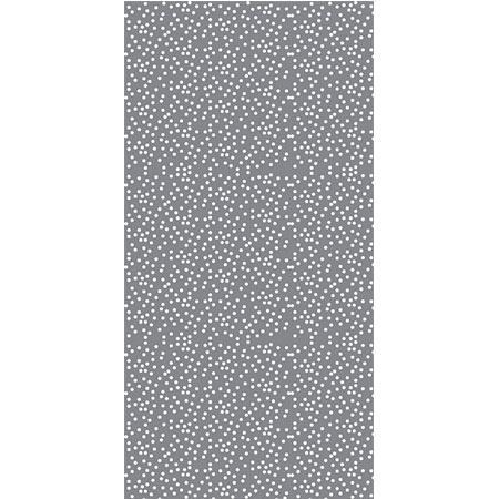 Tissu - Canvas - Blanc en Neige - 30 x 60 cm