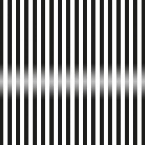 Papier transparent - Stripes Raven