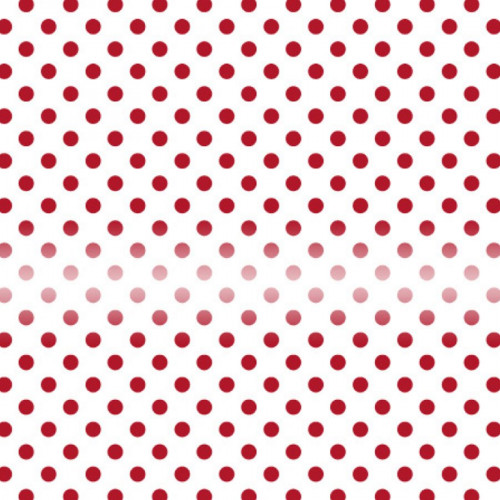 Papier transparent - Dots Pomegranate