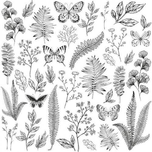 Whisper - Papier spécial Acétate Flora and Fauna