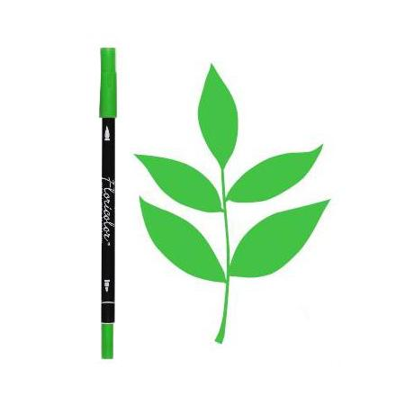 Feutre Floricolor - Vert lime