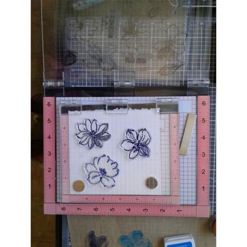 Presse à tampons Mini MISTI - 15,5 x 12 cm