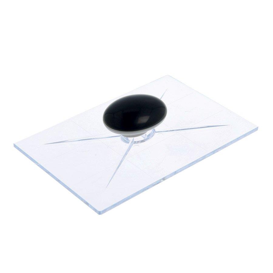Bloc acrylique - Poignée - 10 x 15 cm