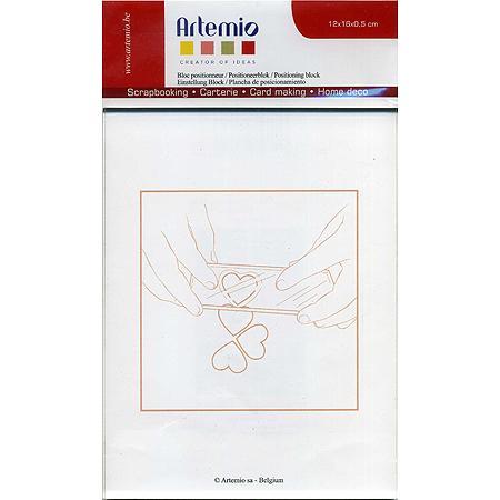 Bloc acrylique - 16 x 12 cm