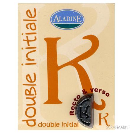 Double initiale - K