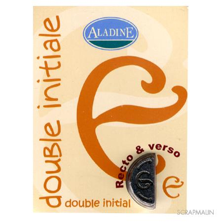 Double initiale - E