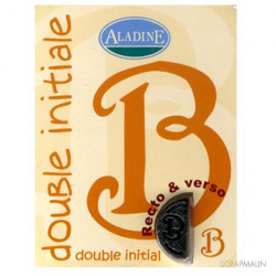 Double initiale - B
