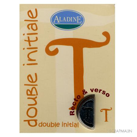 Double initiale - T
