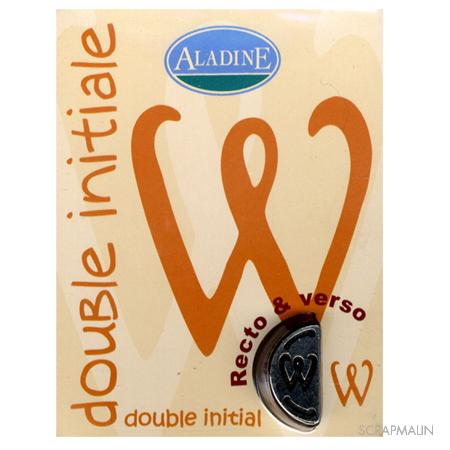 Double initiale - W