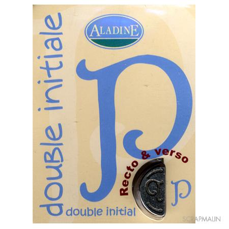 Double initiale - P
