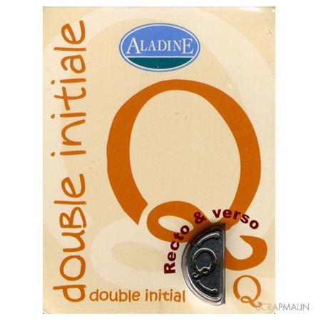 Double initiale - Q