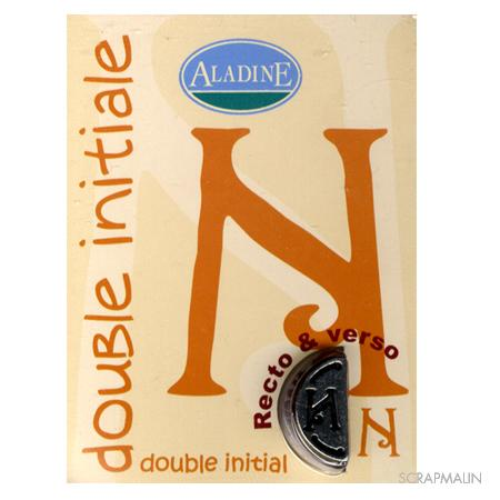 Double initiale - N