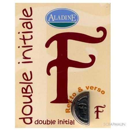 Double initiale - F