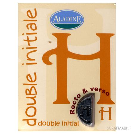 Double initiale - H