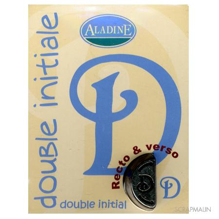 Double initiale - D