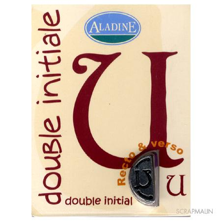 Double initiale - U