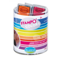 Stampo colors 10 - 6-9 ans