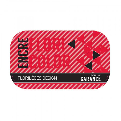 Encre Floricolor - garance
