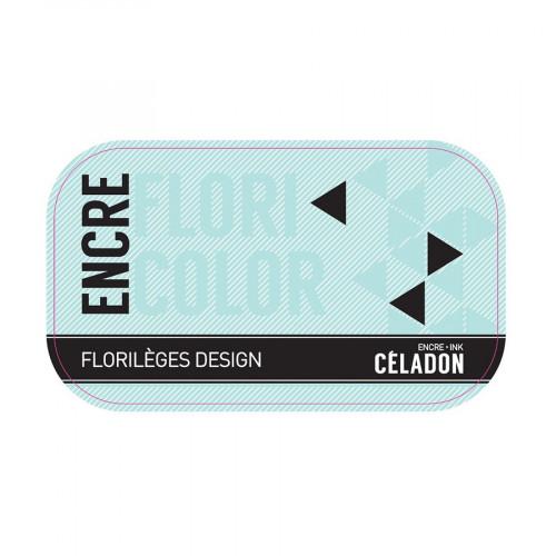 Encre Floricolor - céladon