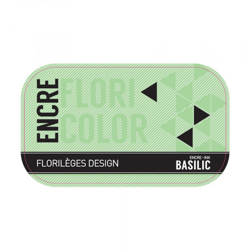 Encre Floricolor - basilic