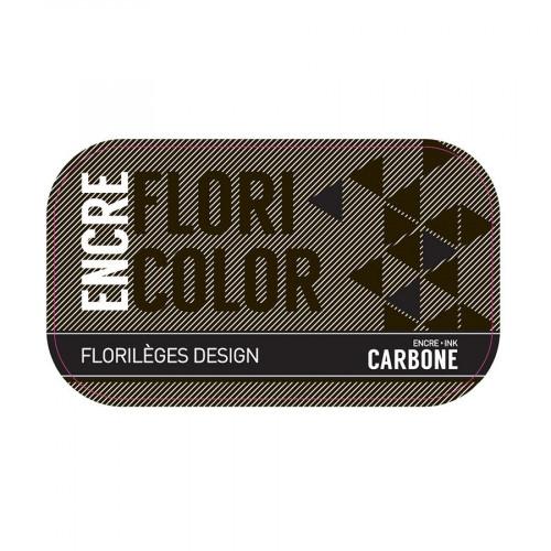 Encre Floricolor - carbone