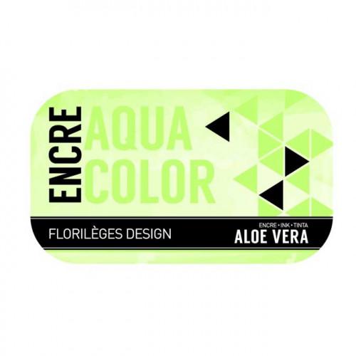 Encre Aquacolor - Aloé Véra