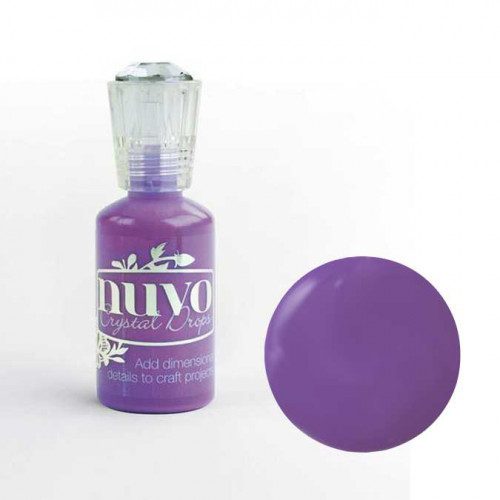 Encre Crystal Drops Crushed grape - 30 ml