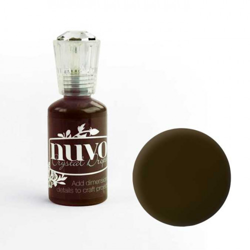 Encre Crystal Drops Dark walnut - 30 ml
