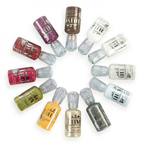 Encre Crystal Drops Bottle green - 30 ml