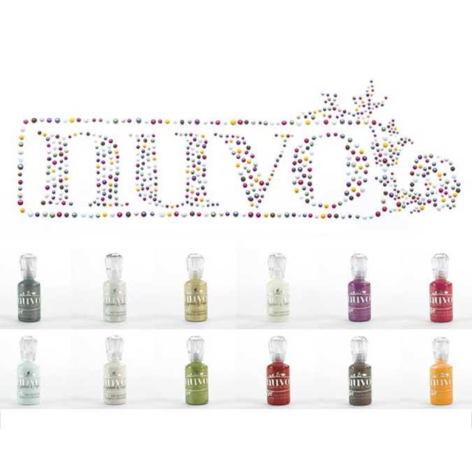Encre Crystal Drops Sweet lilac - 30 ml