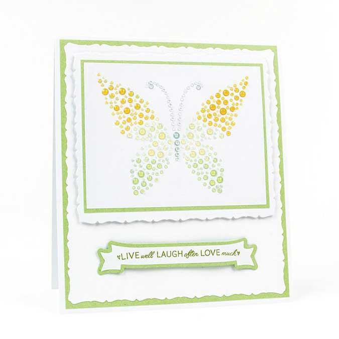 Encre Crystal Drops Dandelion yellow - 30 ml