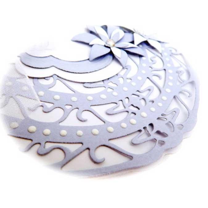 Encre Crystal Drops Ivory seashell - 30 ml