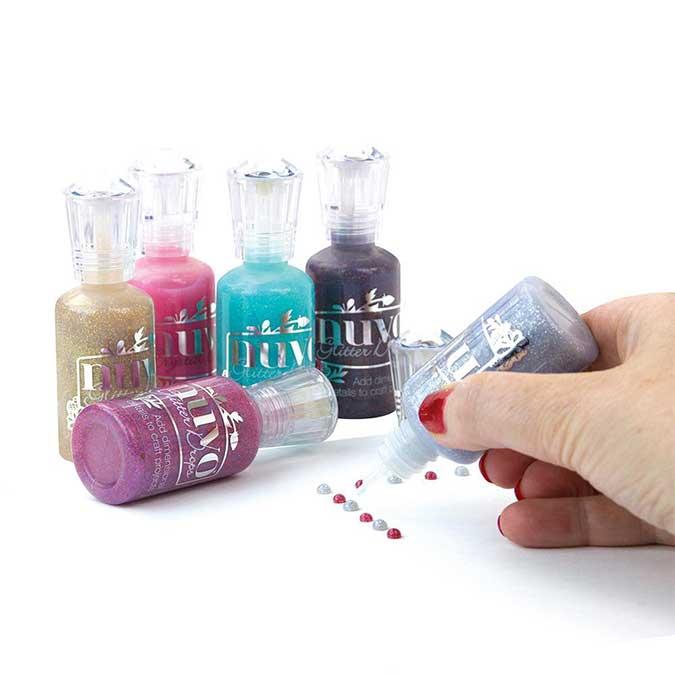 Encre Glitter Drops Sherbert Shimmer - 30 ml
