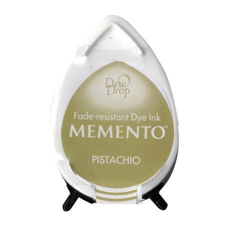 Encreur Memento Dew Drop - Pistachio