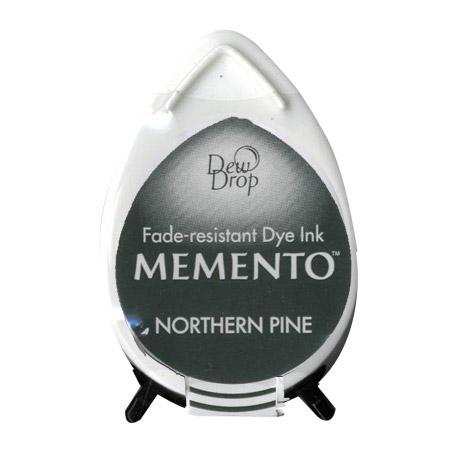 Encreur Memento Dew Drop - Northern Pine