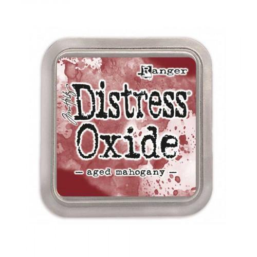 Encreur Distress Oxide Aged Mahogany