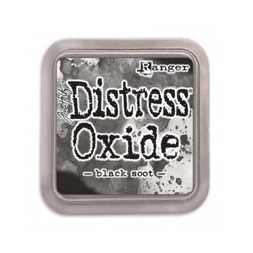 Encreur Distress Oxide Black Soot