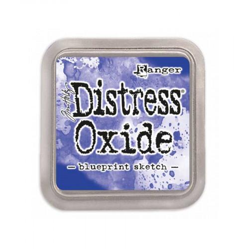 Encreur Distress Oxide Blueprint Sketch