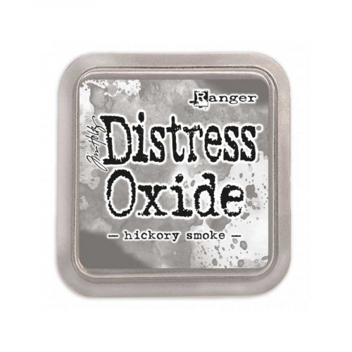 Encreur Distress Oxide Hickory Smoke