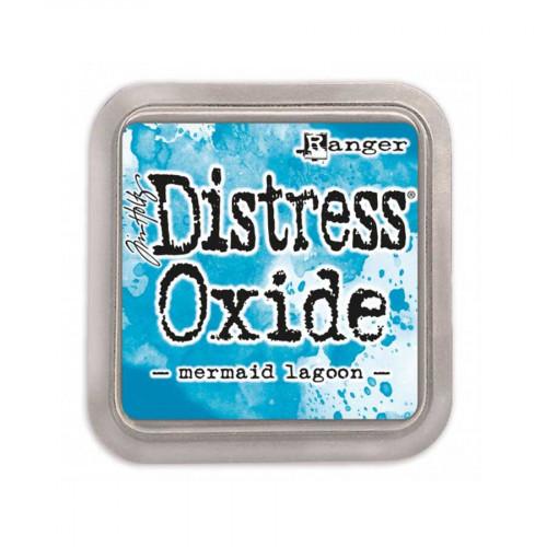 Encreur Distress Oxide Mermaid Lagoon