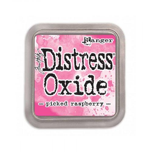 Encreur Distress Oxide Picked Raspberry