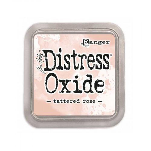 Encreur Distress Oxide Tattered Rose